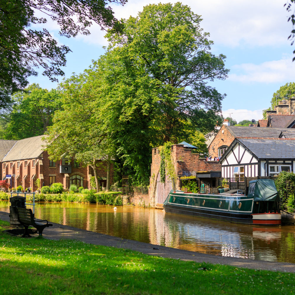 Canal Side, Worsley